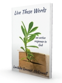 3d cover live these words