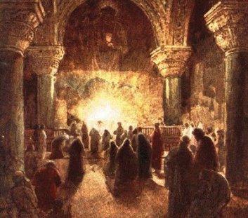 humilityearlychristianworship