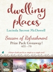 dwelling places - pinterest