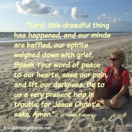 prayerviolence