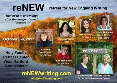 writing retreats in new england